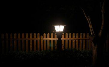 Lampy zewnętrzne ogrodowe